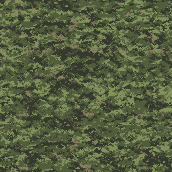 CADPAT TW Camouflage Decal